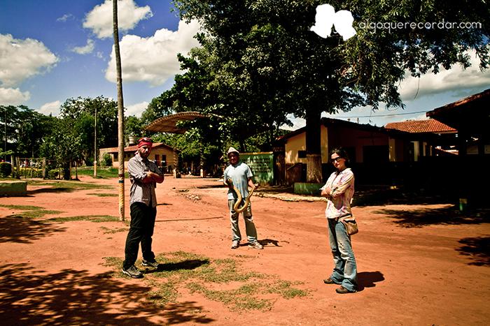 Poblado_Maka_paraguay_desafio_algo_que_recordar