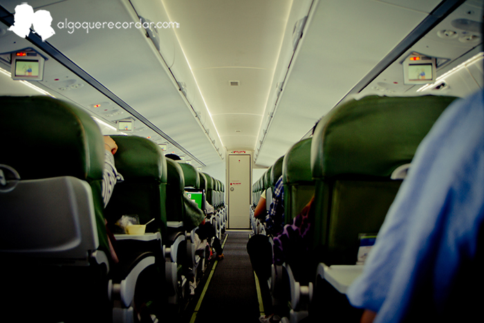 Viajar con miedo a volar