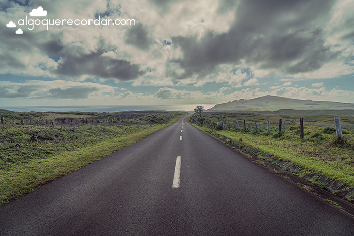 carretera isla de pascua