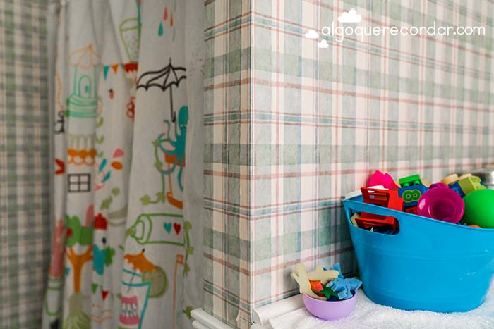 baño infantil