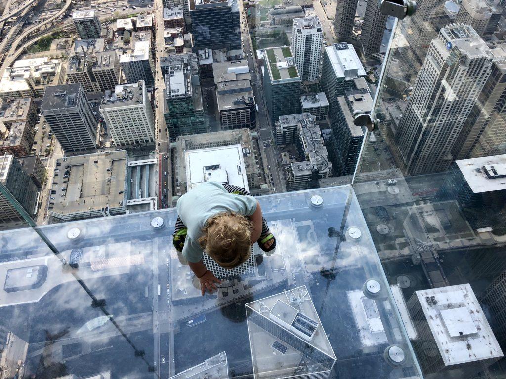 Mirador cristal Chicago