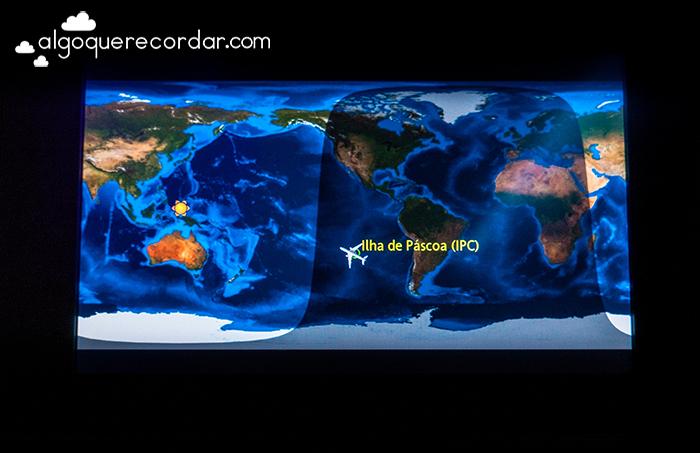 pantalla avion isla de pascua