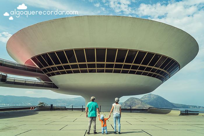 Museo Niteroi Rio de Janeiro
