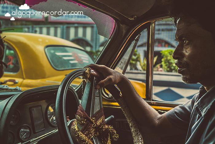 taxista calcuta