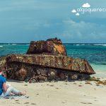 tanque isla culebra