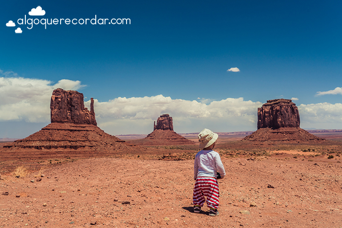 Monument Valley bebe