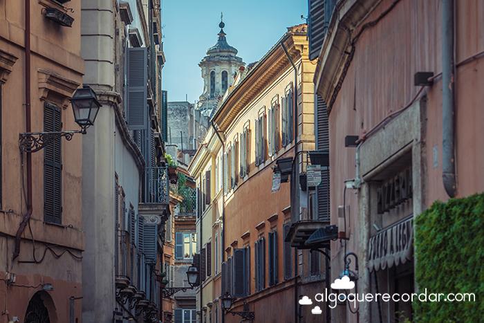 calle romana