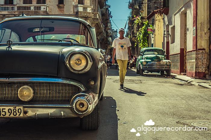 calle Cuba algo que recordar