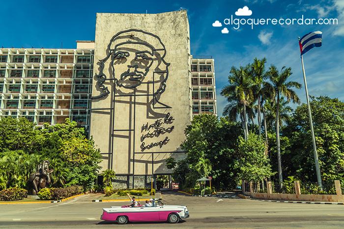 La Habana Cuba algo que recordar Che Guevara
