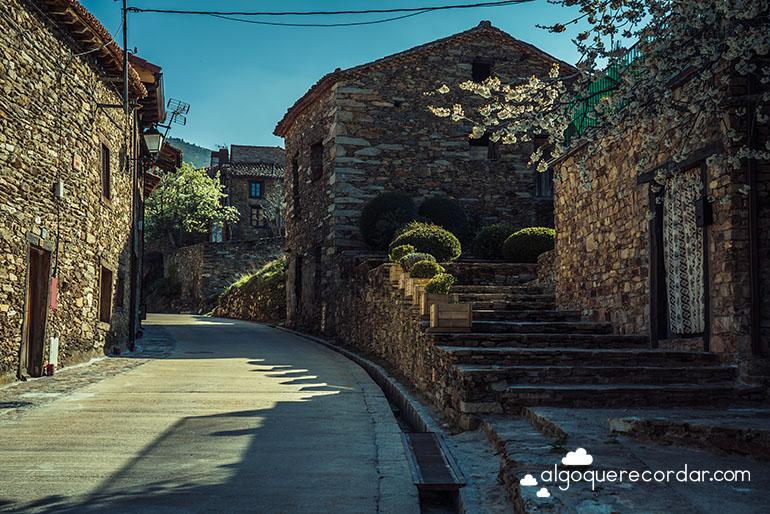 Calle La Hiruela