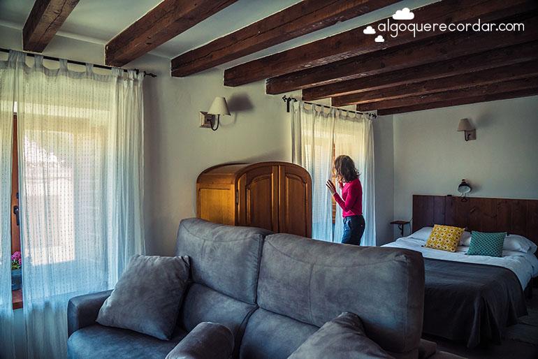 hotel rural papamoscas