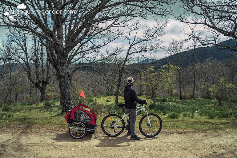 Bicicleta La Hiruela