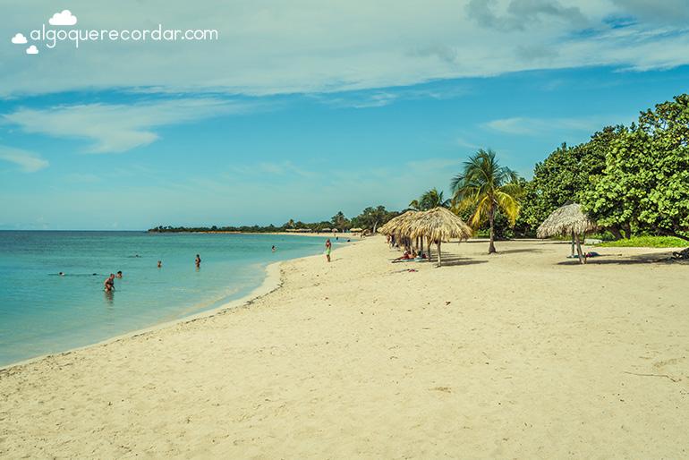 Playa de Ancon Cuba