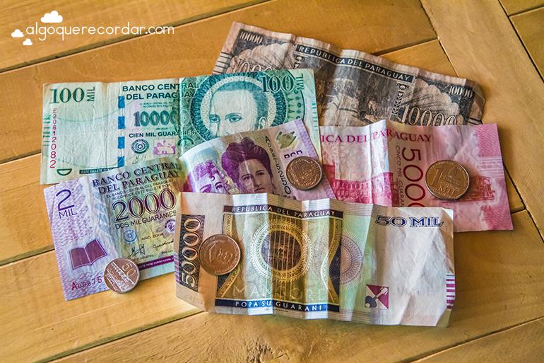 moneda paraguaya