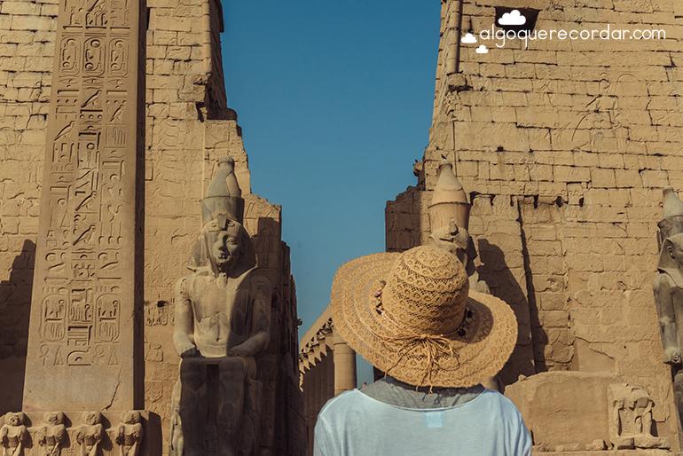 Templo Karnak Lúxor