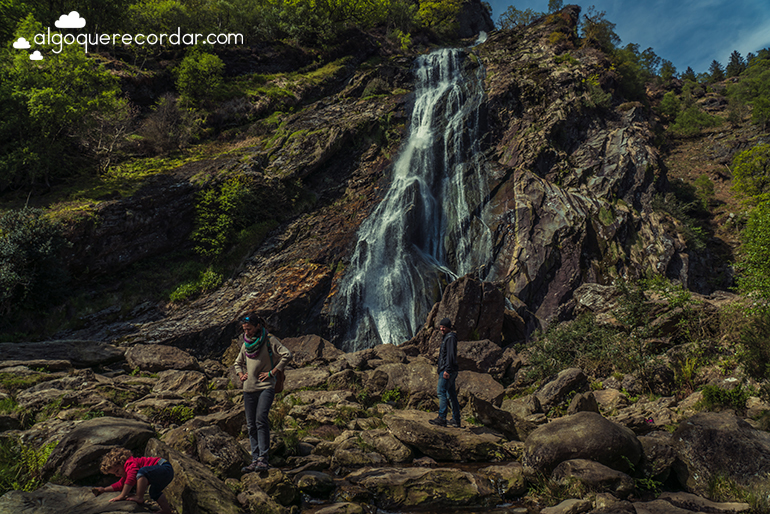 Powerscourt Waterfall Irlanda