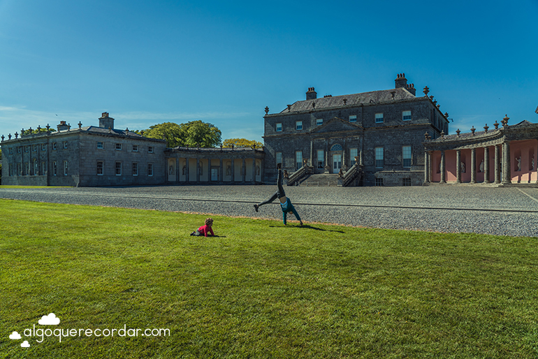 Russborough House Irlanda