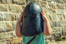 Casco armadura