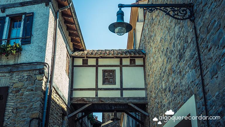 Detalle calle Pamplona