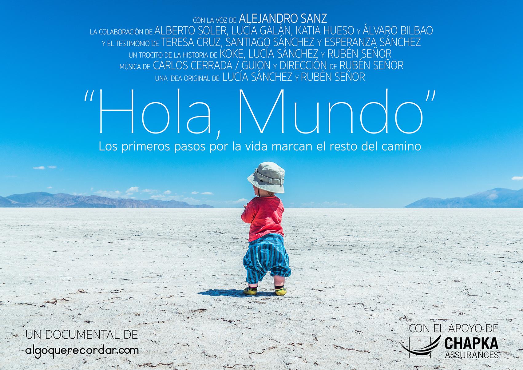documental hola mundo