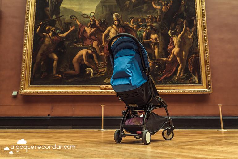 Juegos para disfrutar con niños de los museos