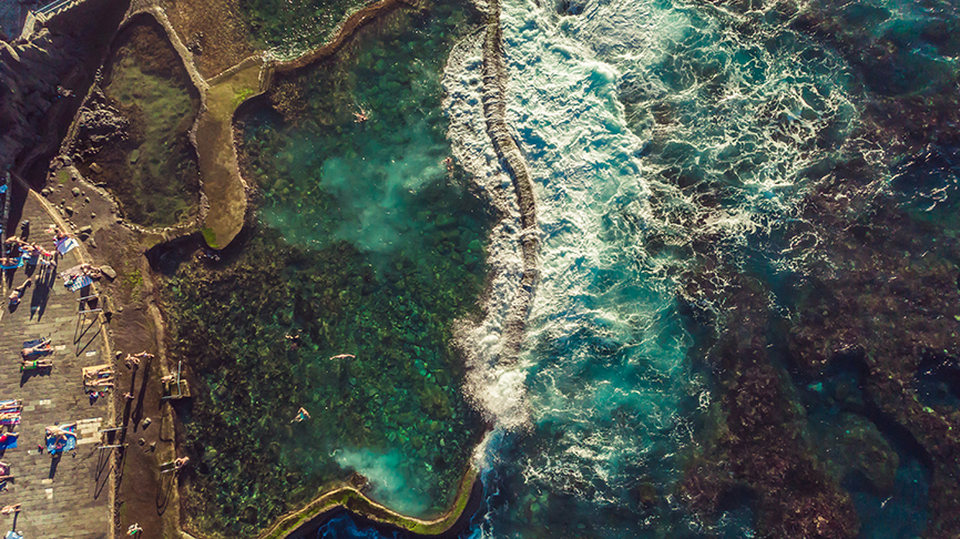 piscinas naturales canarias