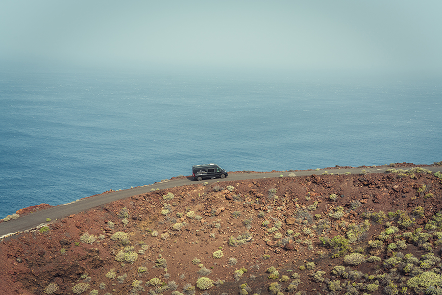 Viajar por las Islas Canarias en camper, autocaravana o coche