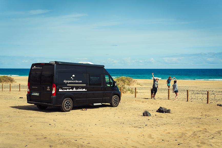 Viaje camper Canarias