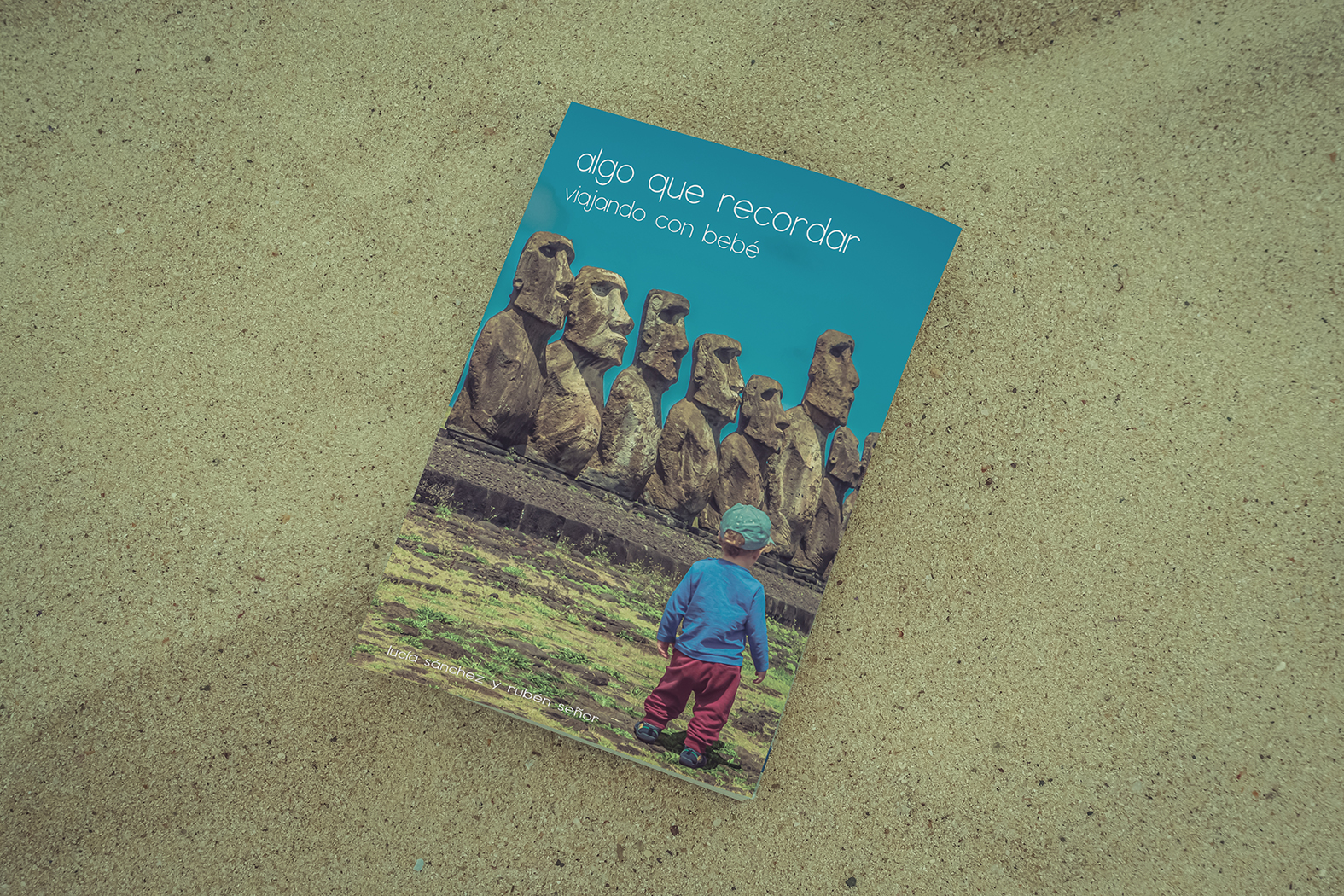 Algo que recordar viajando con bebé, el libro