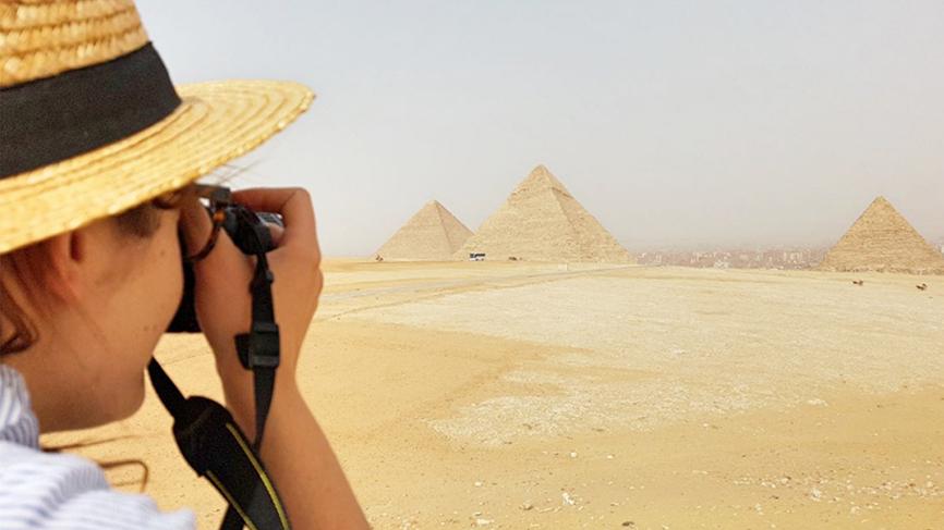 Carla Llamas Egipto