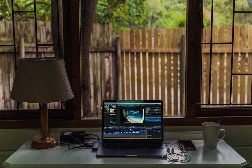 Ordenador nómada digital
