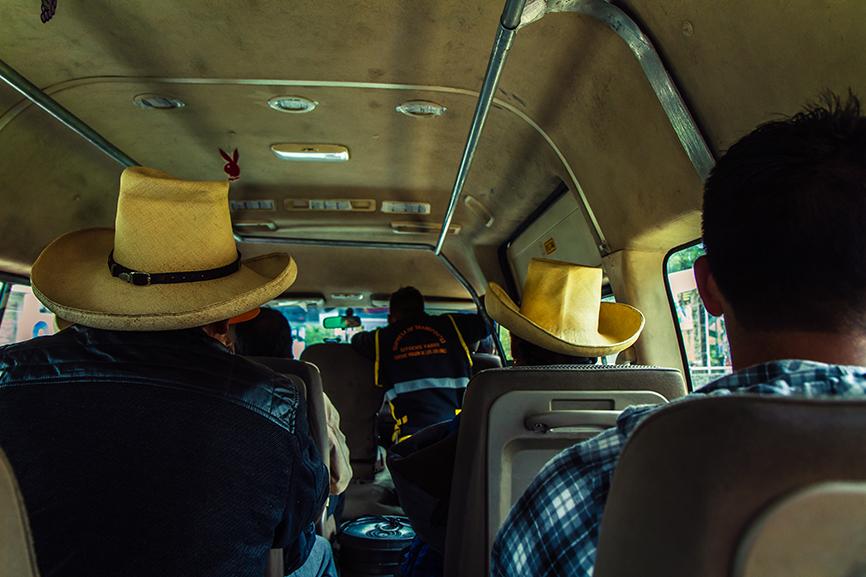 autobus ecuador