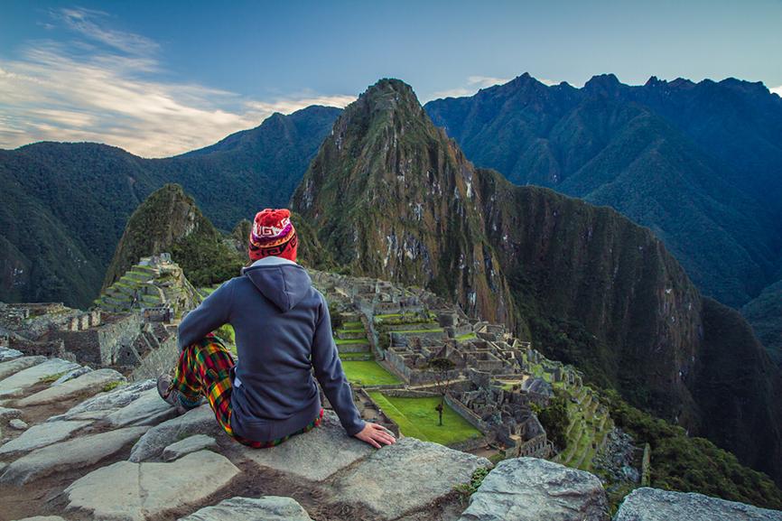 Machu Picchu podcast