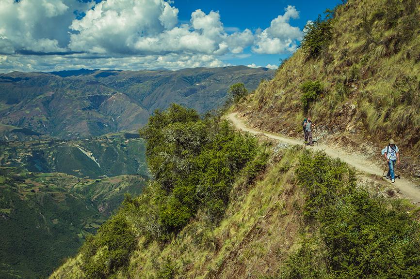 Camino Salcantay