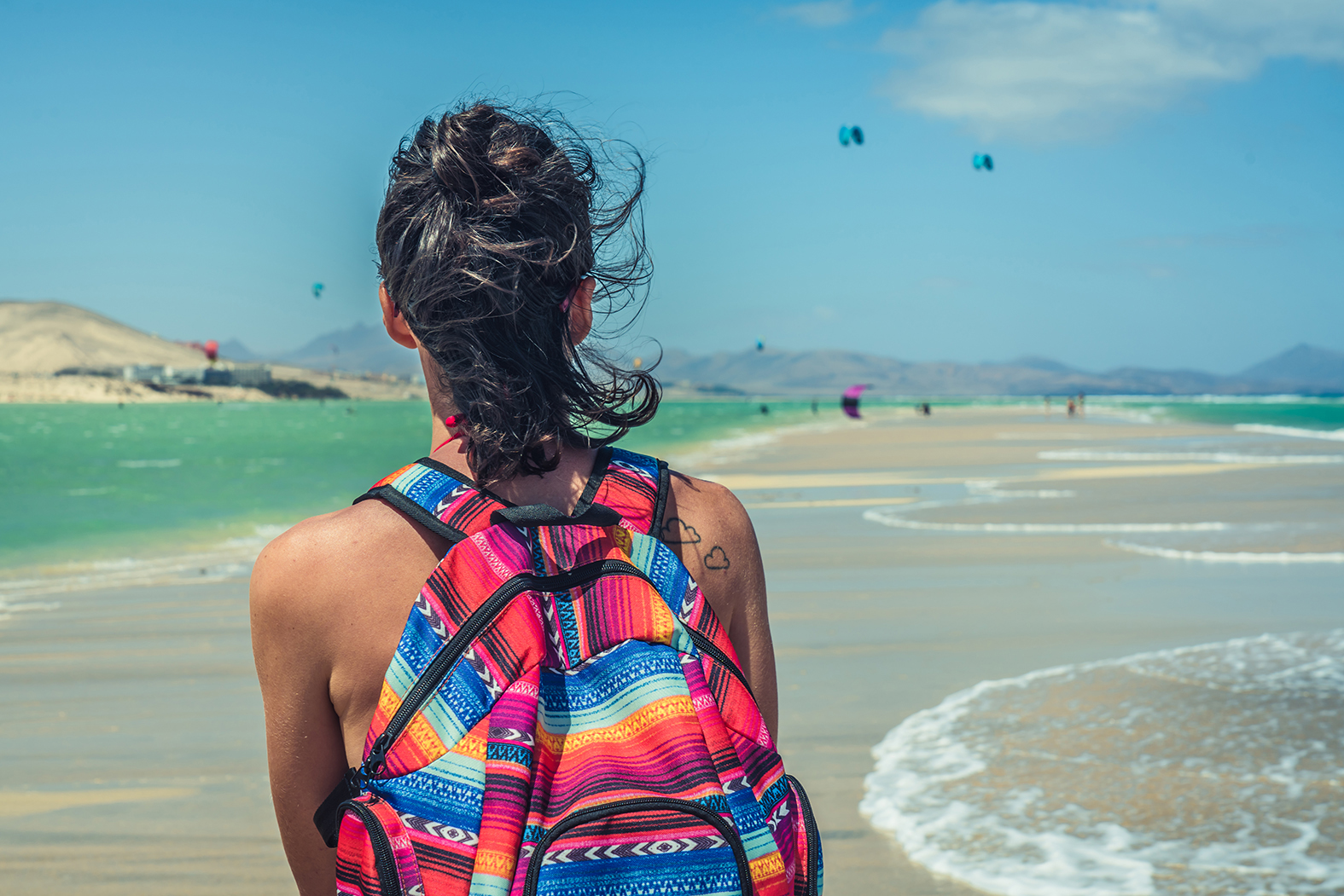 Espacio verano Canarias